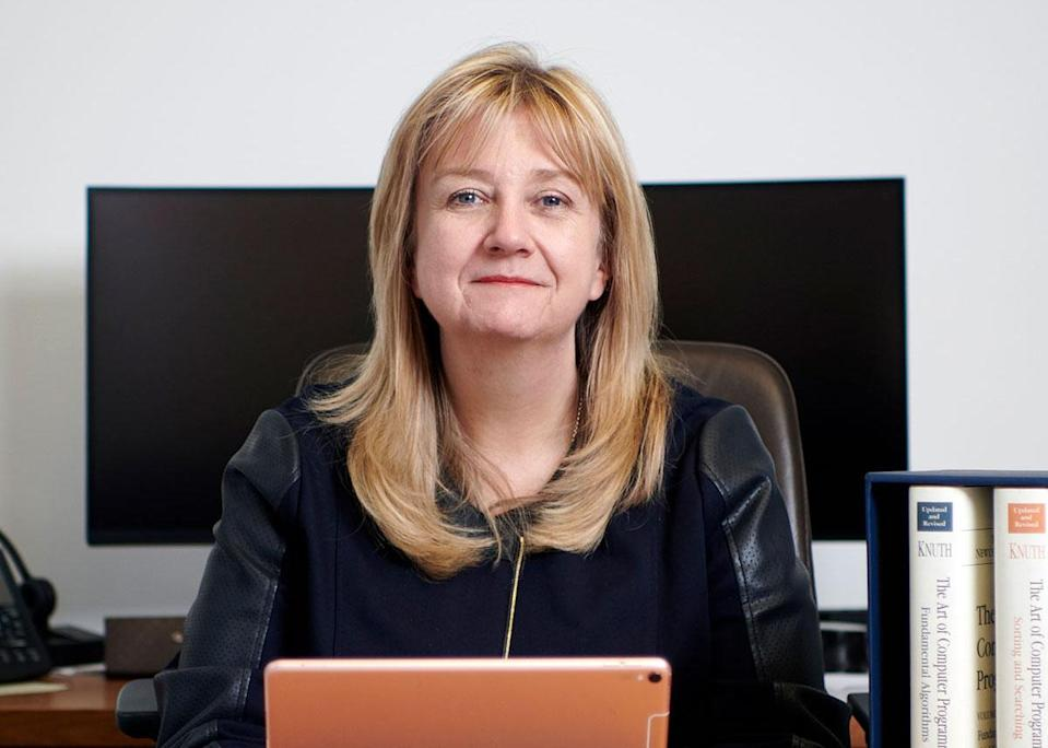 Talent warning: Joanne Hannaford, Goldman Sachs head of technology in Europe. Photo: Goldman Sachs