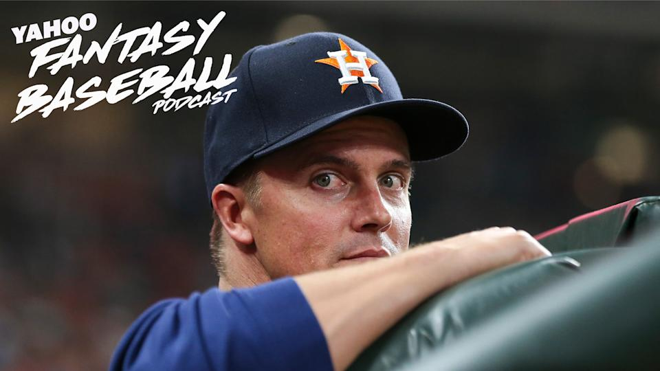 Zack Greinke and Aaron Sanchez heading to the Houston Astros are two of the biggest trade deadline moves fantasy owners should take note of. (Photo Credit: Troy Taormina-USA TODAY Sports)