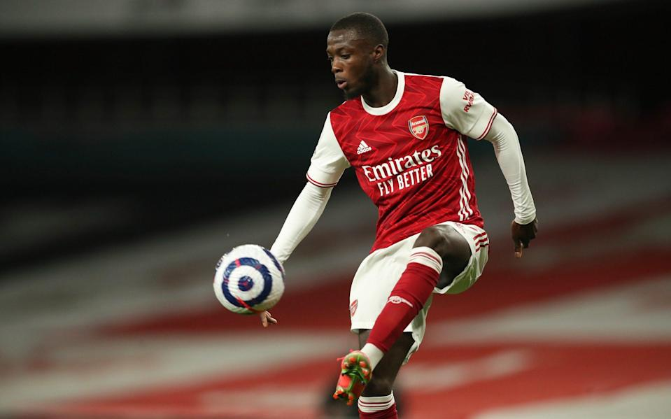 Can Nicolas Pepe make an impact up front? - GETTY IMAGES