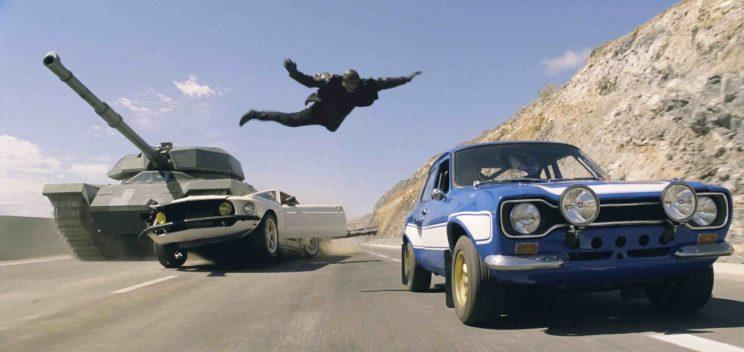 A low-key Fast & Furious action scene (Universal)