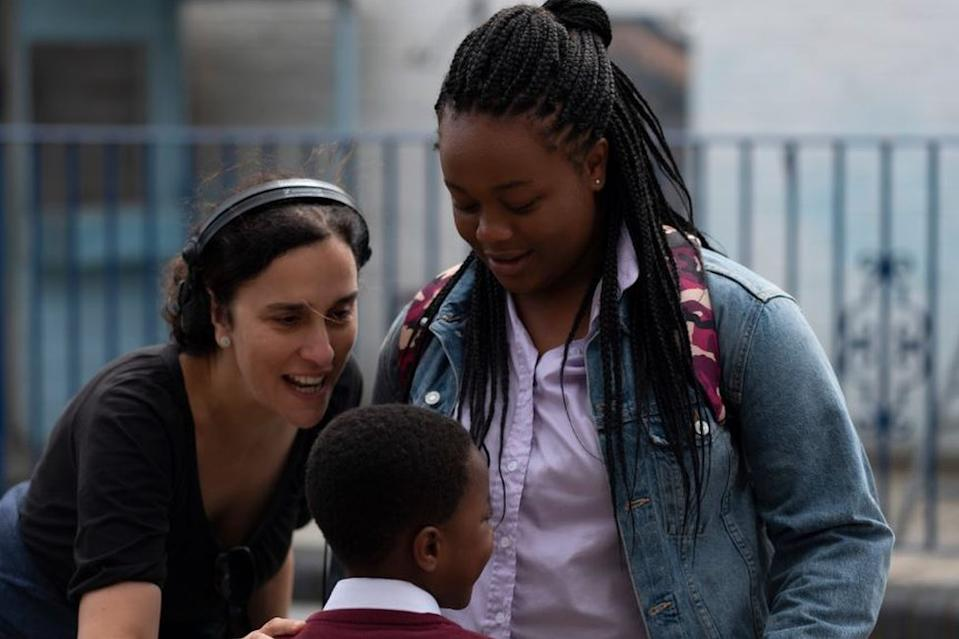 Director Sarah Gavron says the movie has the importance of friendship at its heart