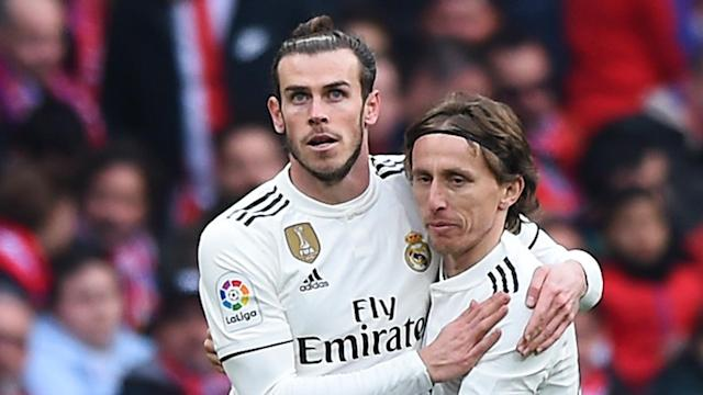 Sunday's Euro 2020 qualifier sees Wales host Croatia with Gareth Bale looking forward to facing Real Madrid team-mate Luka Modric.