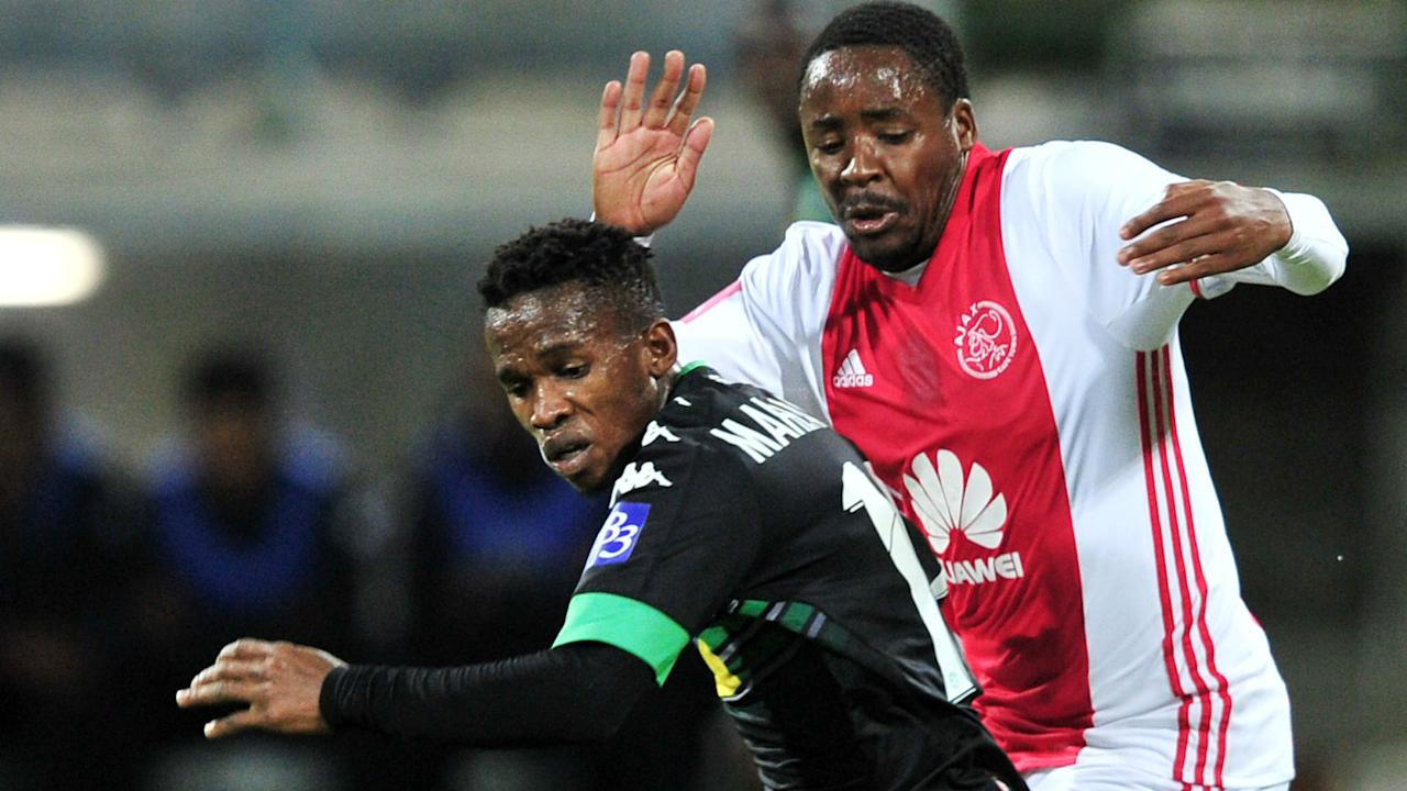 The Buccaneers are believed to be keen to resign the skillful player, who scored against the Soweto giants in the Nedbank Cup last month