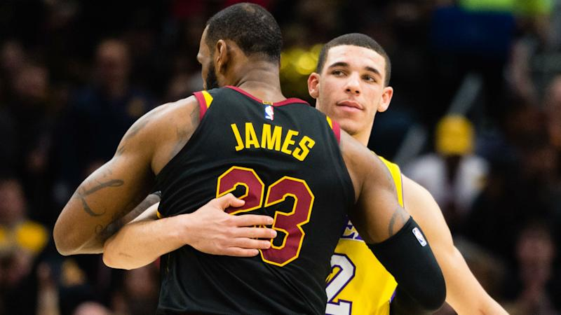 LeBron's 59th triple-double leads Cavaliers past Lakers