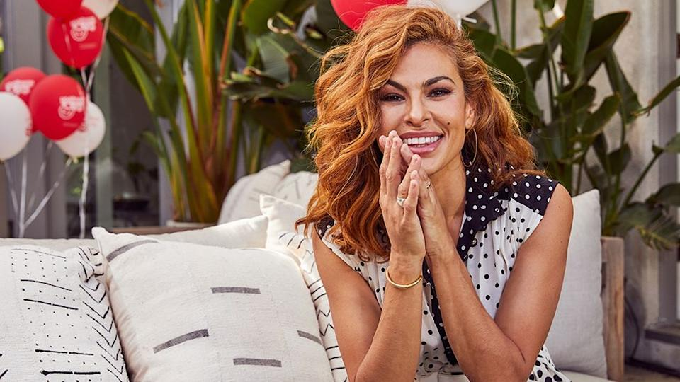 Eva Mendes, the 2020 McHappy Day ambassador, has said she's ready to make a comeback to acting. (Photo: Supplied)
