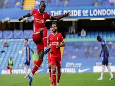 Premier League: Sadio Mane brace sees Liverpool beat 10-man Chelsea; Leicester City top points table after Burnley win