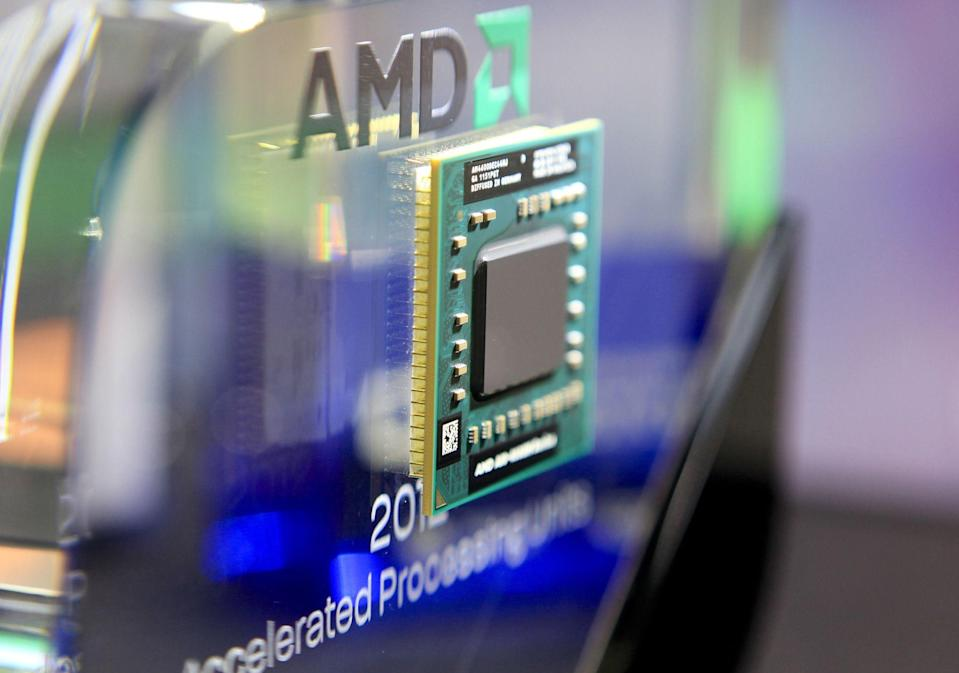AMD Agrees to Buy Chipmaker Xilinx in $35 Billion All-Stock Deal