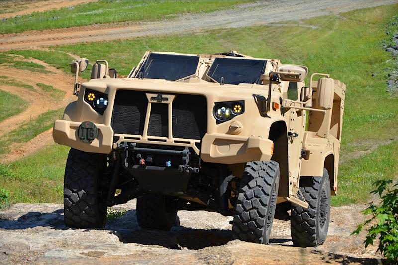 Army sacrifices JLTV and guided rockets to pay for Army modernization in FY21