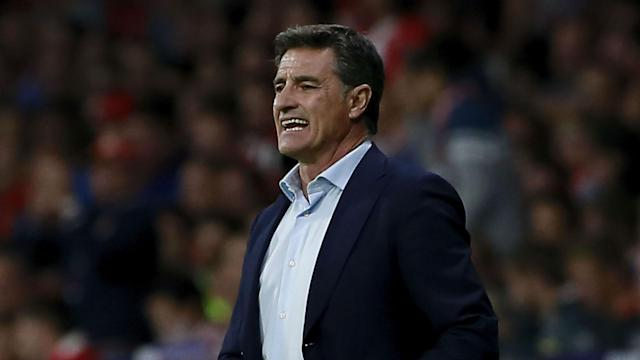 Malaga's poor form has led to the dismissal of head coach Michel, who lasted just 10 months in the job.