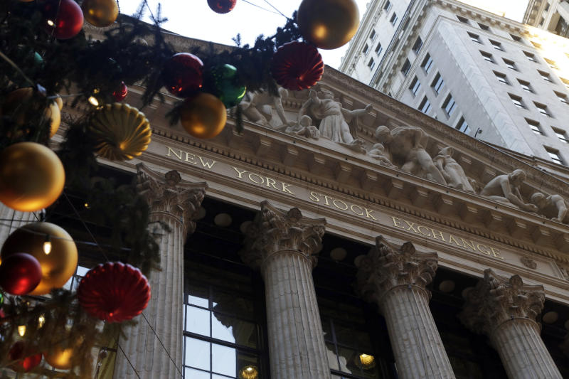 For the New York Stock Exchange, a sell order