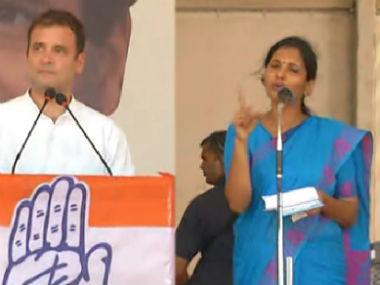 Jyothi Vijayakumar, woman behind Rahul Gandhi's Wayanad speech translation, volunteered for job in 2011
