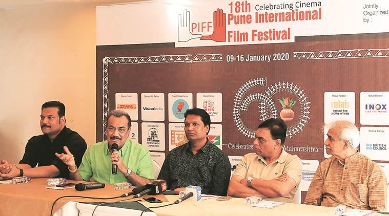 pune film festival, pune international film festival, ftii, film and television institute of india, bp singh, cid, pune city news
