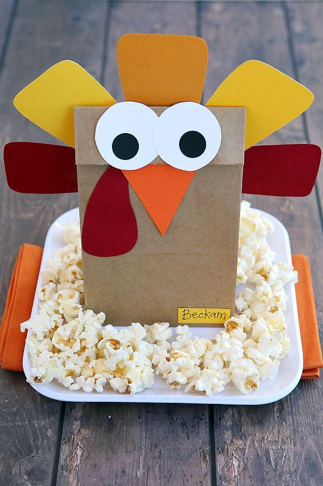 """<p>Kids can make these, stuff them with snacks, and pass them out to their classmates the week of Thanksgiving, or you can work together to prep some ahead of the holiday for guests to use to carry home <a href=""""https://www.countryliving.com/food-drinks/g1064/thanksgiving-leftovers/"""" rel=""""nofollow noopener"""" target=""""_blank"""" data-ylk=""""slk:leftovers"""" class=""""link rapid-noclick-resp"""">leftovers</a>.</p><p><strong>Get the tutorial at <a href=""""https://eighteen25.com/2015/11/silly-thanksgiving-turkeys/"""" rel=""""nofollow noopener"""" target=""""_blank"""" data-ylk=""""slk:Eighteen25"""" class=""""link rapid-noclick-resp"""">Eighteen25</a>.</strong></p><p><a class=""""link rapid-noclick-resp"""" href=""""https://www.amazon.com/Pacon-Lightweight-Construction-Assorted-Colors/dp/B0013CDJTS/?tag=syn-yahoo-20&ascsubtag=%5Bartid%7C10050.g.1201%5Bsrc%7Cyahoo-us"""" rel=""""nofollow noopener"""" target=""""_blank"""" data-ylk=""""slk:SHOP CONSTRUCTION PAPER"""">SHOP CONSTRUCTION PAPER</a></p>"""