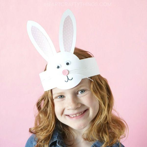 """<p>A full-on festive headband takes bunny ears to the next level. </p><p><strong>Get the tutorial at <a href=""""https://iheartcraftythings.com/diy-bunny-headband-craft-for-kids.html"""" rel=""""nofollow noopener"""" target=""""_blank"""" data-ylk=""""slk:I Heart Crafty Things"""" class=""""link rapid-noclick-resp"""">I Heart Crafty Things</a>. </strong></p><p><strong><a class=""""link rapid-noclick-resp"""" href=""""https://www.amazon.com/Pieces-15mm-Self-Adhesive-Googly-Wiggle/dp/B07F64GP7Y/?tag=syn-yahoo-20&ascsubtag=%5Bartid%7C10050.g.1111%5Bsrc%7Cyahoo-us"""" rel=""""nofollow noopener"""" target=""""_blank"""" data-ylk=""""slk:SHOP GOOGLY EYES"""">SHOP GOOGLY EYES</a><br></strong></p>"""