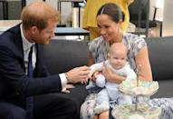 Markle gave birth to her first child, Archie, in 2019; she said she was holding him when the miscarriage occurred