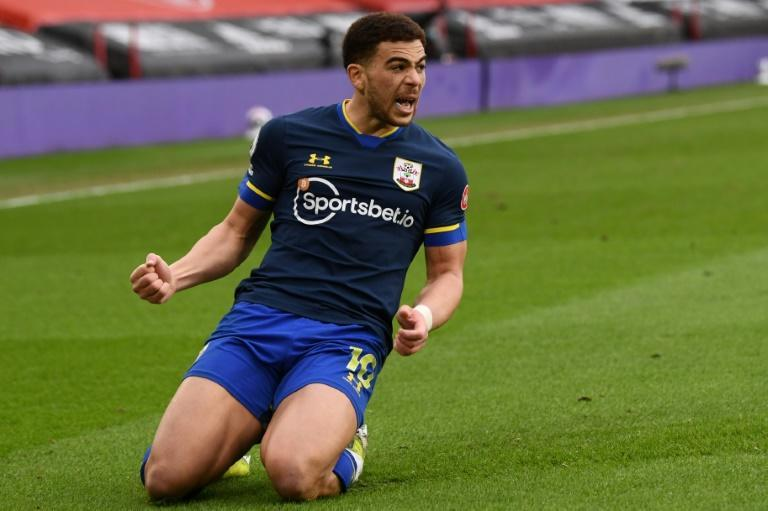 Che Adams scored his first goal since December to help end Southampton's long winless run