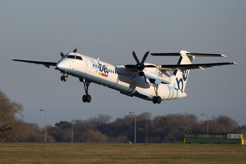 """<p>When airline passengers talk about taking a """"puddle jumper"""" to a main airport hub like Atlanta or Chicago, they often fly in the venerable Dash 8. A popular choice for <a href=""""https://www.aerospace-technology.com/projects/dash8/"""" rel=""""nofollow noopener"""" target=""""_blank"""" data-ylk=""""slk:high passenger density short-haul routes"""" class=""""link rapid-noclick-resp"""">high passenger density short-haul routes</a>, examples of the twin-turboprop regional airliner serve with carriers on <a href=""""https://simpleflying.com/the-life-of-the-dash-8-aircraft-type/"""" rel=""""nofollow noopener"""" target=""""_blank"""" data-ylk=""""slk:every continent but Antartica"""" class=""""link rapid-noclick-resp"""">every continent but Antartica</a>. </p>"""