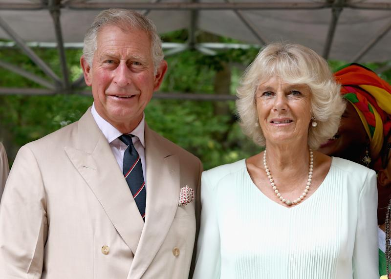 Prinz Charles und Herzogin Camilla. (Bild: Chris Jackson/Getty Images)