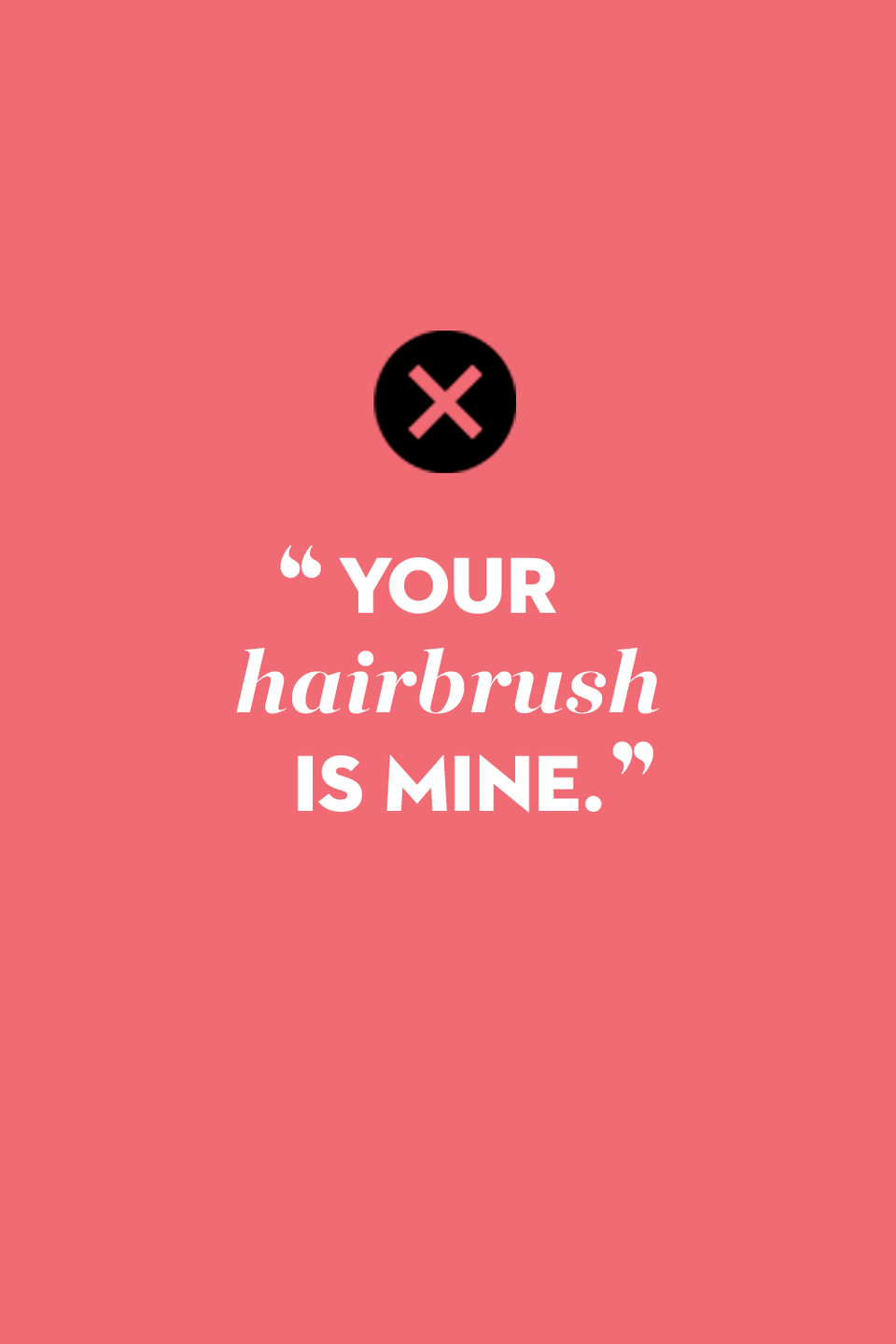 """<p>Don't worry, <a href=""""https://www.goodhousekeeping.com/beauty/hair/g2918/hair-brush-guide/"""" rel=""""nofollow noopener"""" target=""""_blank"""" data-ylk=""""slk:your hairbrush"""" class=""""link rapid-noclick-resp"""">your hairbrush</a> is safe. Originally recorded by country artist Mark Wills, the boy band actually crooned, """"Your hand brushes mine."""" </p>"""