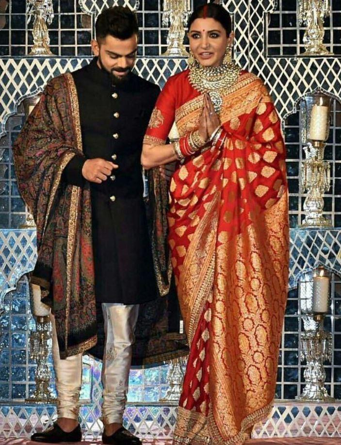 Virushka wedding reception