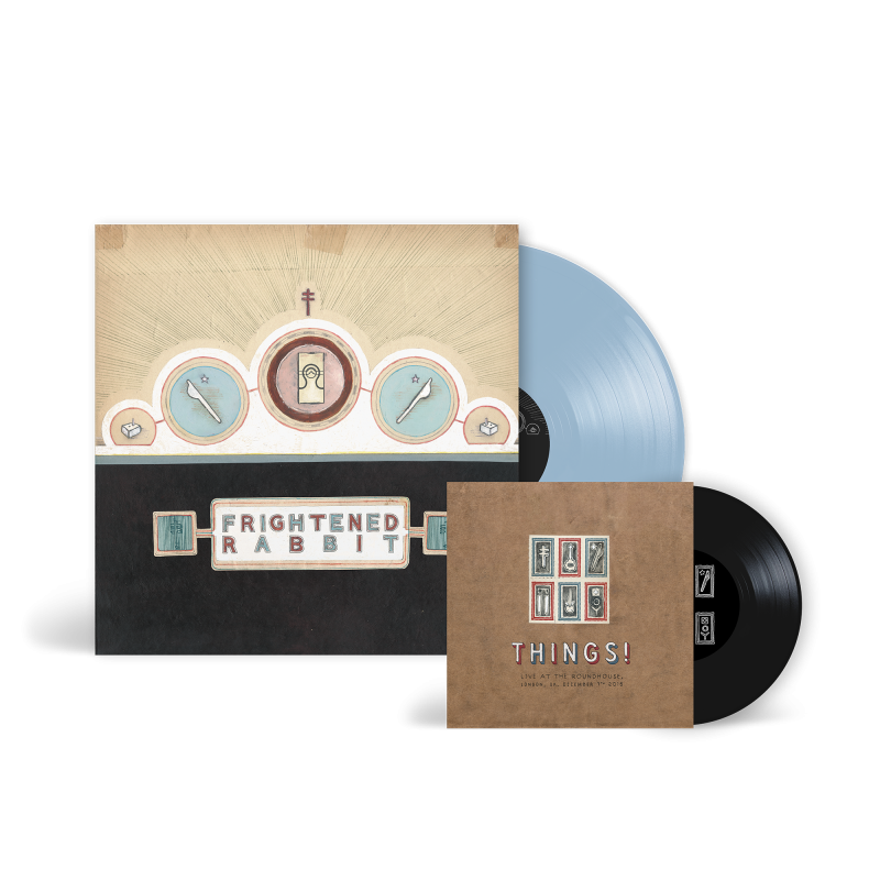 frightened rabbit winter mixed drinks 10th anniversary reissue Frightened Rabbit Announce 10th Anniversary Reissue of The Winter of Mixed Drinks
