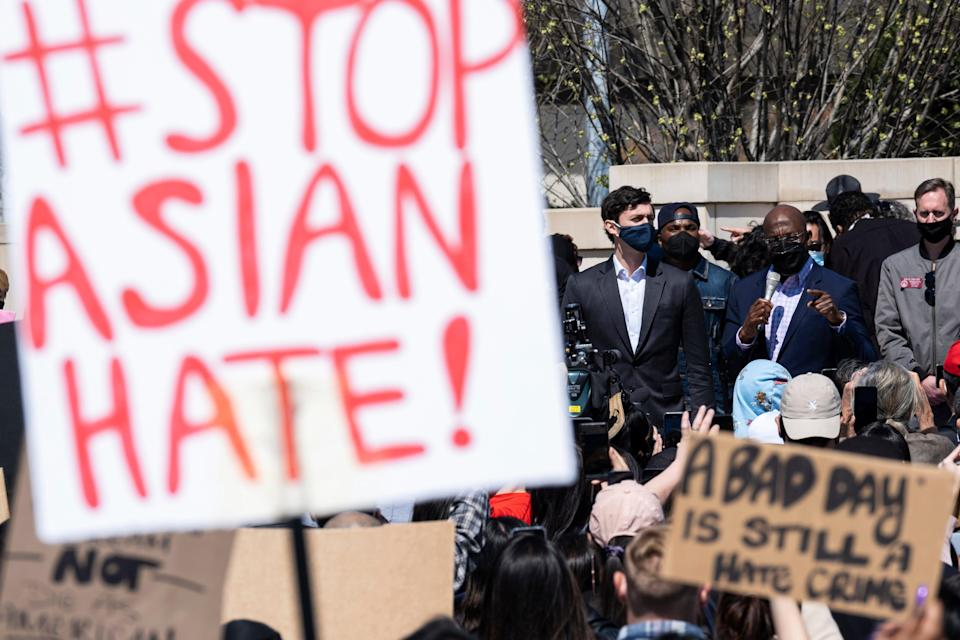 Racial Injustice Hate Crime Repor (Copyright 2020 The Associated Press. All rights reserved)