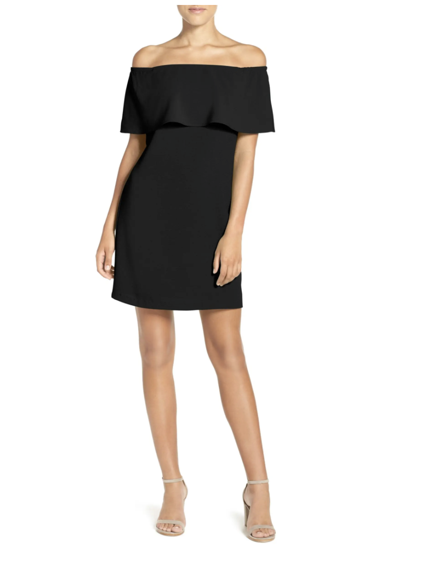 Charles Henry Off the Shoulder Dress- Nordstrom.