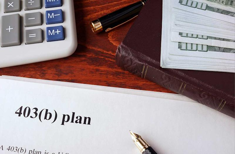 How Much Can You Contribute to a 403(b) for 2019?