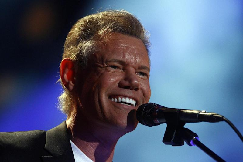 Stars pray for Randy Travis after brain surgery