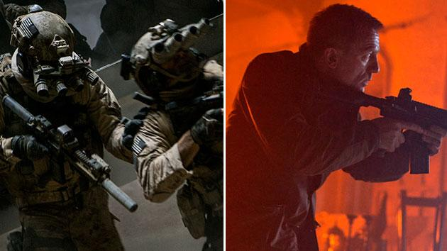 'Zero Dark Thirty' and 'Skyfall'