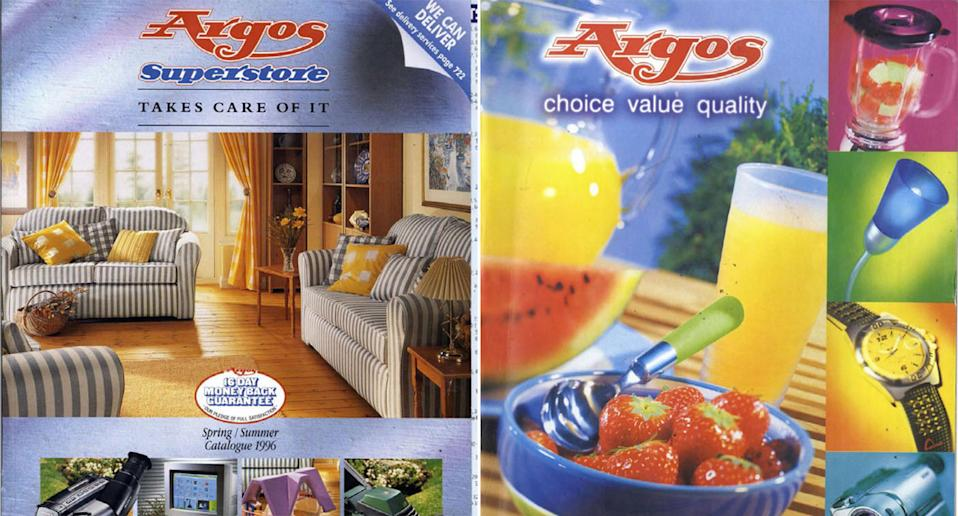 Can you guess the price of these Argos catalogue retro items?