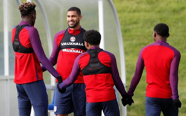 Loftus-Cheek has a chance to impress for England against Germany - Action Images via Reuters