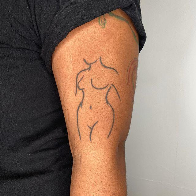 "<p>Humblebeetattoo's beautiful interpretation of a woman's body is stunning and simple. </p><p><a href=""https://www.instagram.com/p/CECT-3_JUP1/"" rel=""nofollow noopener"" target=""_blank"" data-ylk=""slk:See the original post on Instagram"" class=""link rapid-noclick-resp"">See the original post on Instagram</a></p>"