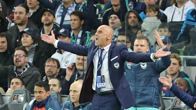 The Big V advanced to the A-League's championship decider with a 1-0 win over Brisbane Roar, prompting their coach to make a strong prediction