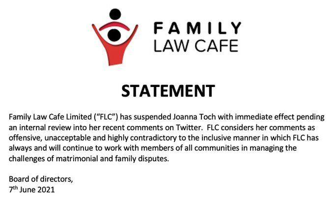 (Photo: Family Law Cafe/Twitter)