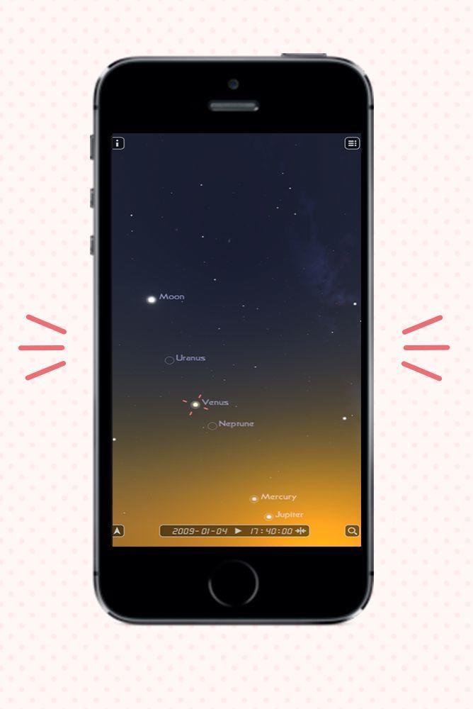 """<p>This award-winning virtual sky astronomy app for iOS offers free and full versions; both are super feature rich. Use the app to get an augmented reality view of the night sky, virtually visit the surface of Mars, research moon phases, take quizzes, get pop-up notifications about important events and tons more.</p><p>Cost: Free on <a href=""""https://apps.apple.com/us/app/pocket-universe-express/id417491567"""" rel=""""nofollow noopener"""" target=""""_blank"""" data-ylk=""""slk:iOS"""" class=""""link rapid-noclick-resp"""">iOS</a> or $2.99 for <a href=""""https://apps.apple.com/us/app/pocket-universe/id306916838"""" rel=""""nofollow noopener"""" target=""""_blank"""" data-ylk=""""slk:the full version"""" class=""""link rapid-noclick-resp"""">the full version</a></p>"""
