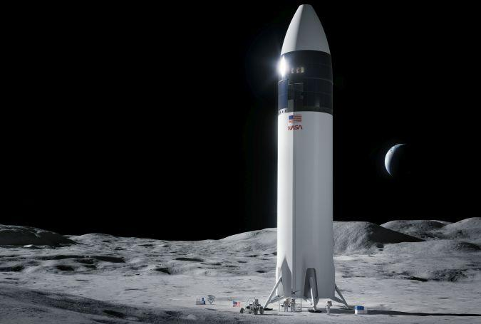 engadget.com - Mat Smith - The Morning After: SpaceX's Starship secures a lunar lander deal with NASA