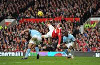Even more goals would fly in with the Tracer and it was responsible for one of the most memorable goals in Premier League history. (Photo by Martin Rickett/PA Images via Getty Images)