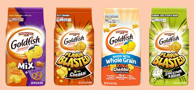 Goldfish Crackers Are the Latest to Be Recalled as