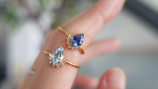 Bespoke Engagement Rings for the Unconventional Bride