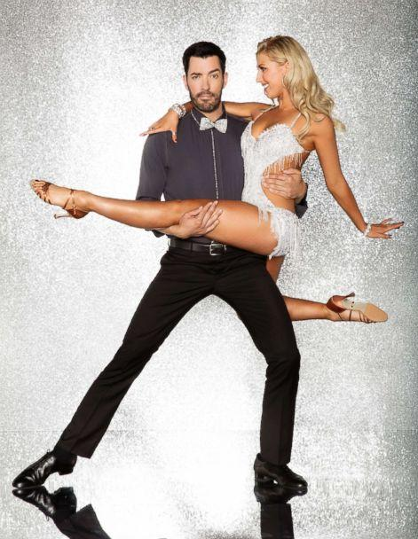 PHOTO: Drew Scott and pro dancer Emma Slater will compete for the mirror ball title on the new season 'Dancing With The Stars.' (Craig Sjodin/ABC)