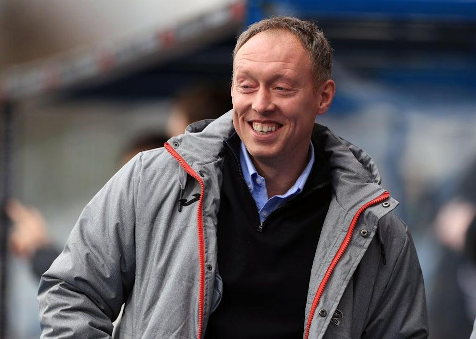 Steve Cooper steered Swansea to consecutive top-six finishes in the Championship (PA Wire)