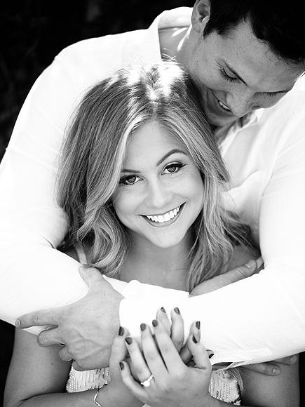 Shawn Johnson Marries NFL Player Andrew East| Couples, Weddings, Sports, Dancing With the Stars, Shawn Johnson