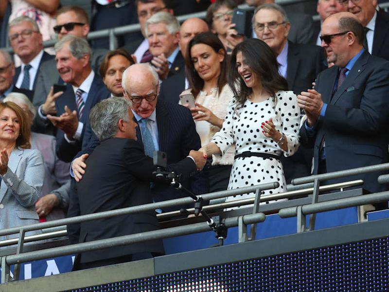 Abramovich has successfully delegated the day-to-day running of Chelsea to Marina GranovskaiaGetty