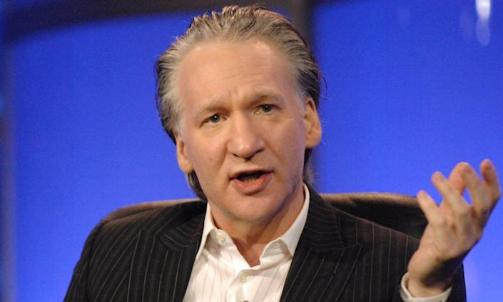 """<span class=""""element-image__caption"""">Bill Maher did not immediately comment on the calls for him to be fired from his talkshow Real Time.</span> <span class=""""element-image__credit"""">Photograph: Jeff Kravitz/Getty Images</span>"""