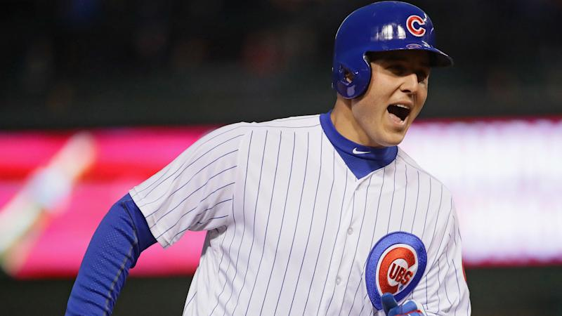 Brewers OF Christian Yelich, Cubs 1B Anthony Rizzo activated from DL
