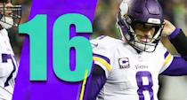 <p>Kirk Cousins didn't do much in another big game. That has been an issue all season. This season is a huge disappointment. (Kirk Cousins) </p>