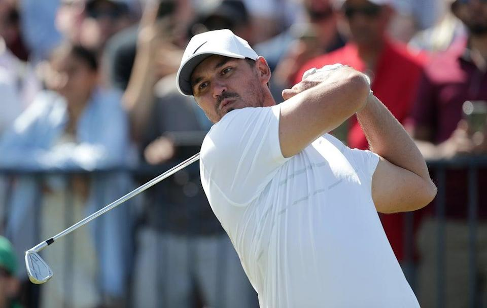 Brooks Koepka's comments about the Ryder Cup caused an unnecessary stir for captain Steve Stricker on the eve of the event (Richard Sellers/PA) (PA Wire)