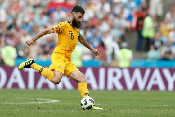 World Cup 2018: Mile Jedinak flat-lines audition to seal move away from Aston Villa as Australia crash out - scouting report