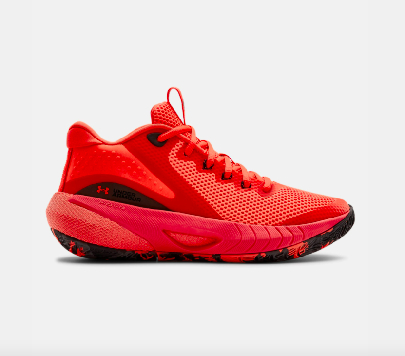 """<strong><h2>UA HOVR™ Breakthru Basketball Shoes </h2></strong><br> """"Okay, okay — hear me out. I know these are meant to be worn and used as basketball shoes, but I tested them out during the same pilates/HIIT workout mentioned before and they worked fantastically for all of the quick movements I was doing."""" — <em>EG </em><br><br><strong>UnderArmour</strong> Women's UA HOVR™ Breakthru Basketball Shoes, $, available at <a href=""""https://go.skimresources.com/?id=30283X879131&url=https%3A%2F%2Fwww.underarmour.com%2Fen-us%2Fp%2Fwomen%2Fwomens-ua-hovr-breakthru-basketball-shoes%2F3024398.html"""" rel=""""nofollow noopener"""" target=""""_blank"""" data-ylk=""""slk:Under Armour"""" class=""""link rapid-noclick-resp"""">Under Armour</a>"""